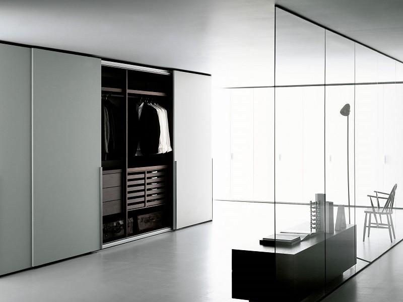 Gli armadi di lusso: prestigio e bellezza senza tempo