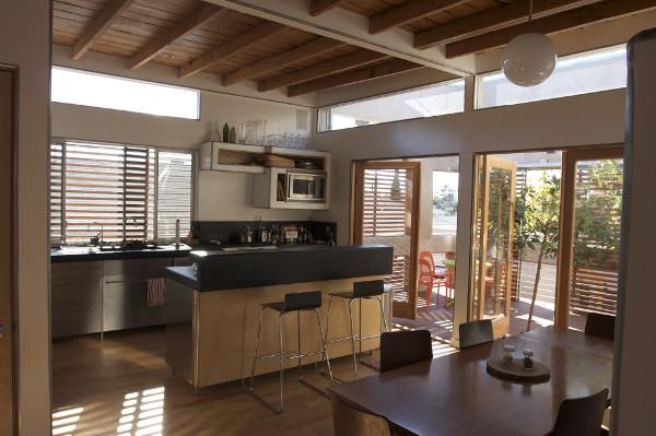 L'architettura sostenibile passa dai nuovi usi dei materiali tradizionali