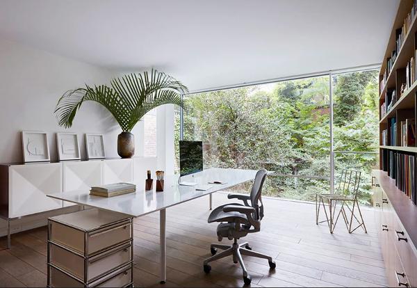 Come organizzare uno spazio di lavoro domestico con gusto e stile