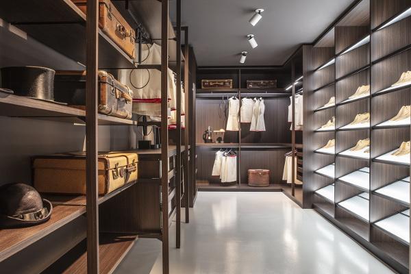 Come scegliere una cabina armadio di alto design